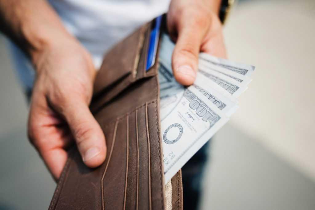 Открываем банковский счет