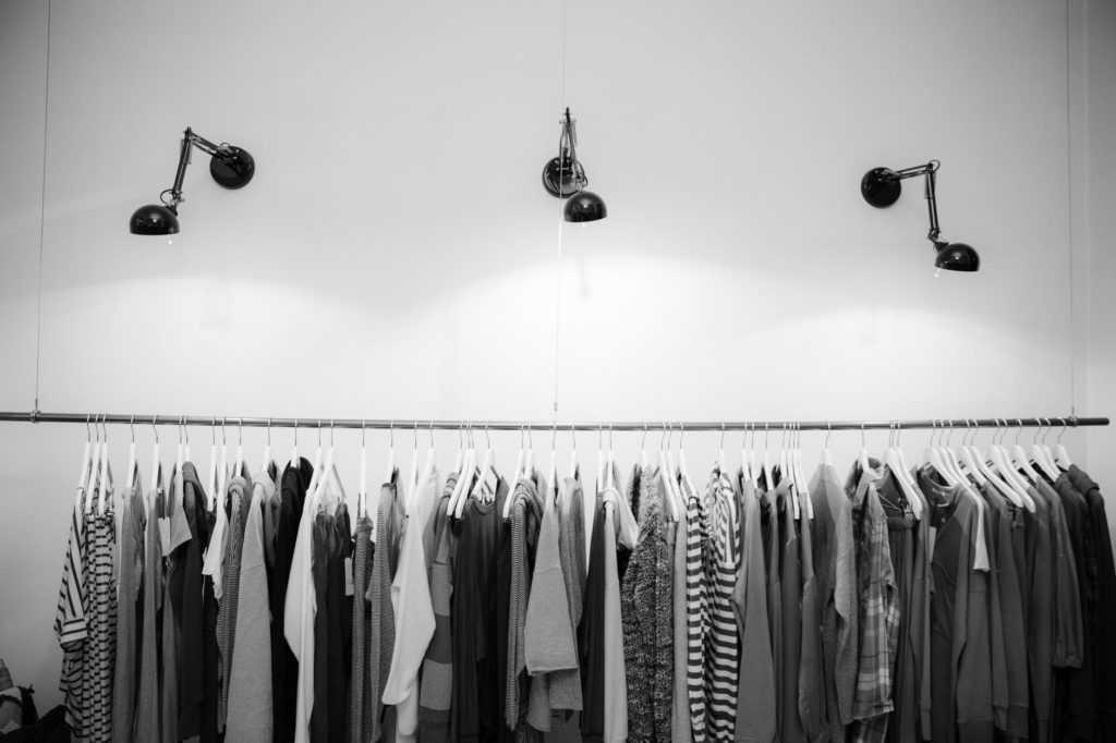 Интернет-магазина одежды