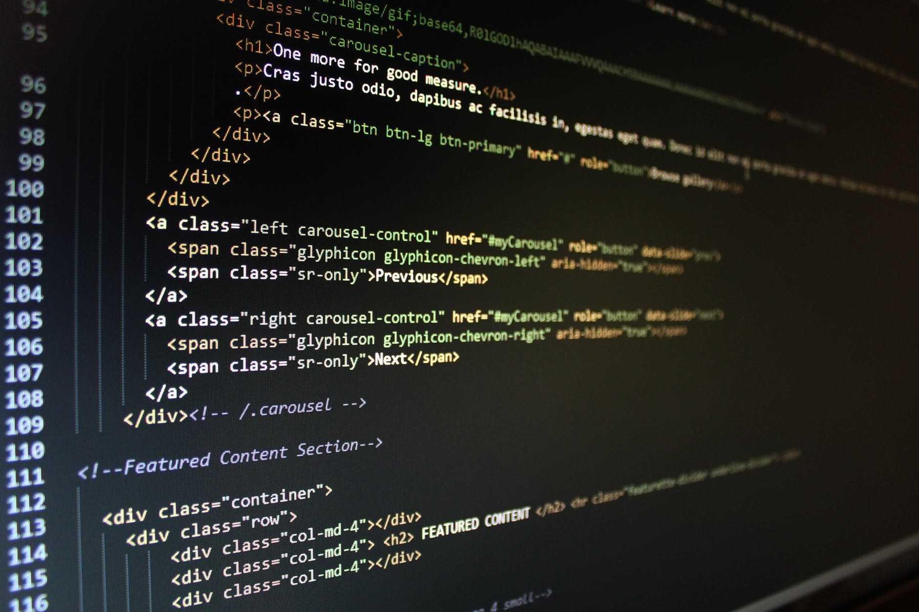Самостоятельное создание с помощью кода