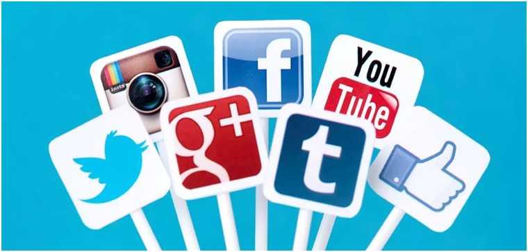 Реклама во всех популярных социальных сетях