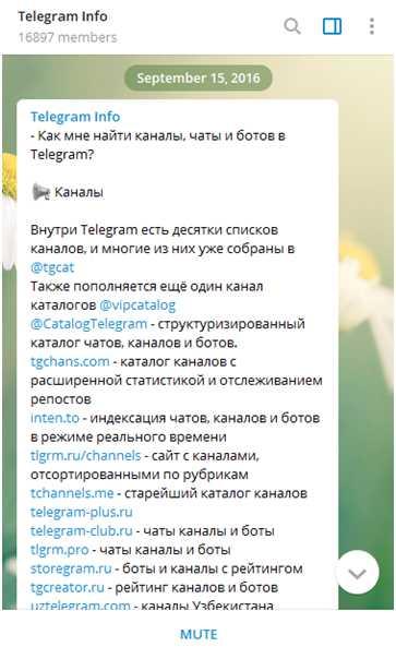 Раскрутка канала через каталоги Телеграм