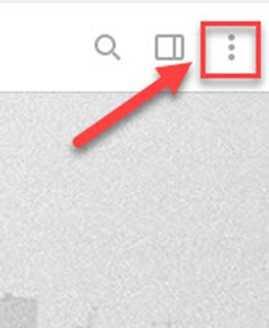 кнопка меню для настройки группы Телеграм