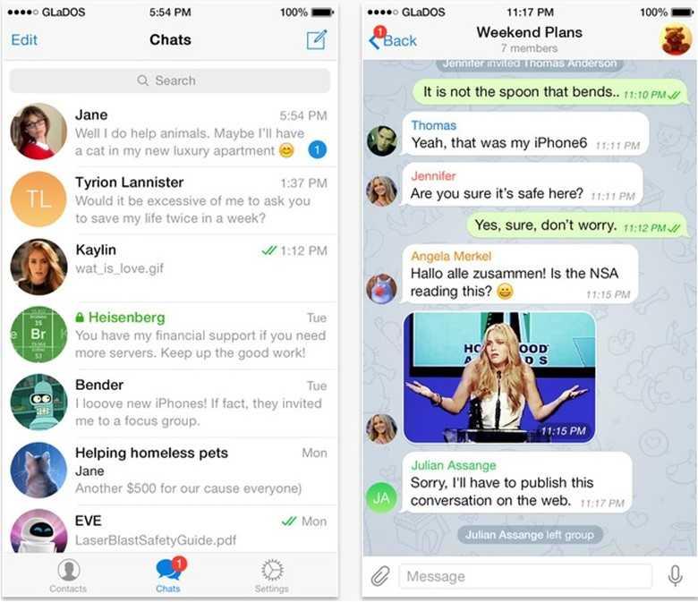 Как в Телеграм работать с видеосообщениями: отправлять и получать