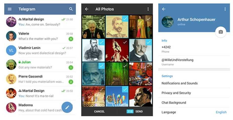 Что такое аккаунты в Телеграм и где они продаются