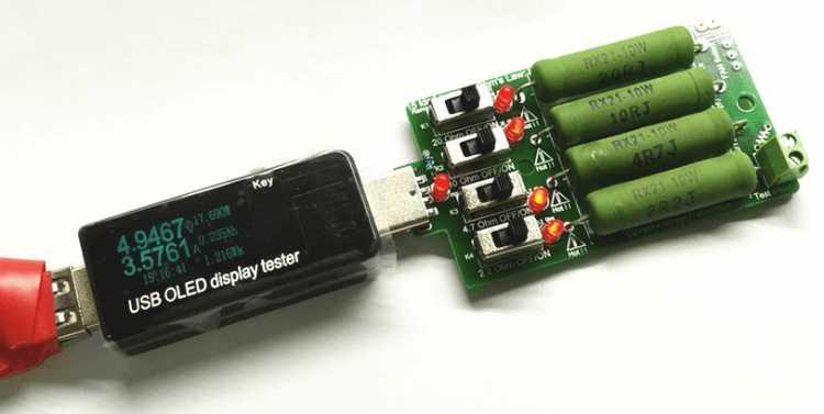 Определение реальной емкости батареи смартфона.