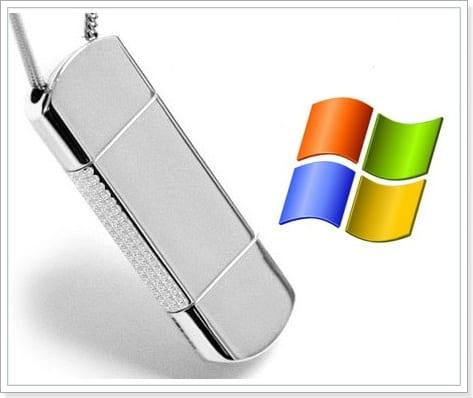 Ошибки при установке Windows XP с флешки