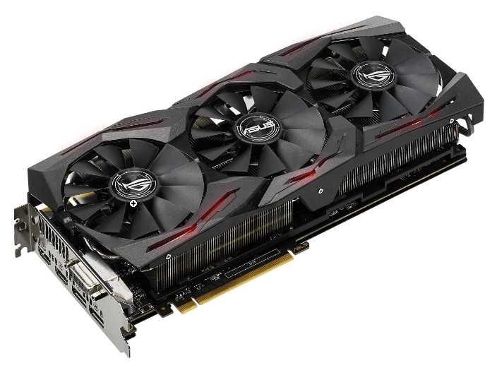 ASUS GeForce GTX 1080 STRIX.