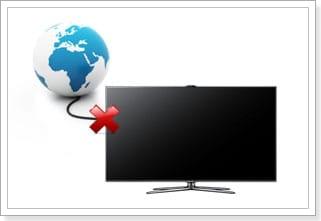 Телевизоре со Smart TV: интернет по кабелю от провайдера