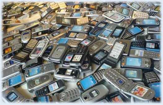 Что такое серый мобильный телефон
