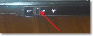 Переключатель для беспроводных сетей