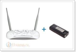 Выбираем роутер для работы с 3G модемом