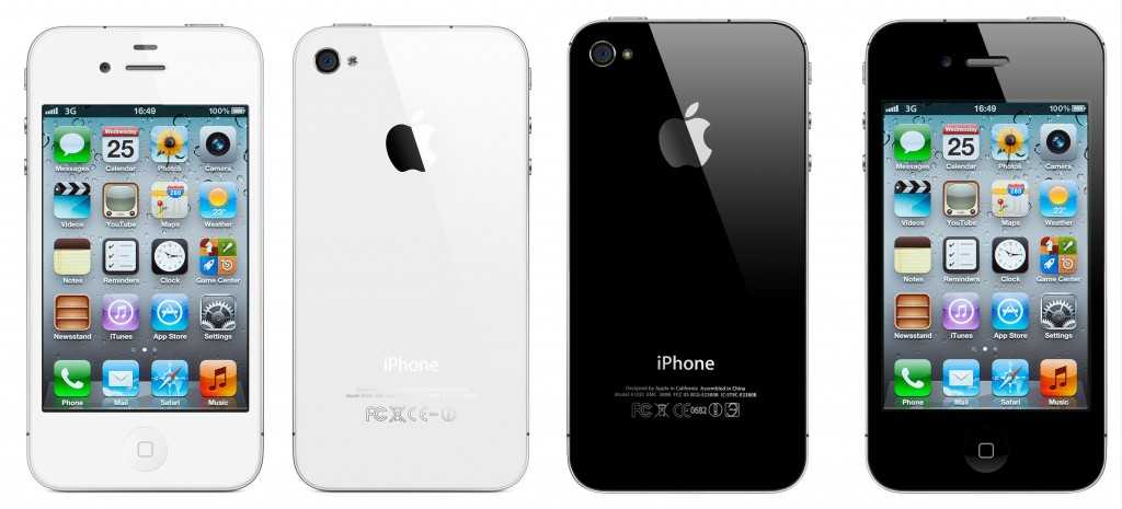 Шаблоны для Айфон 4