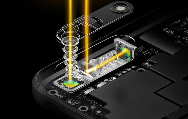 камера на новом айфоне