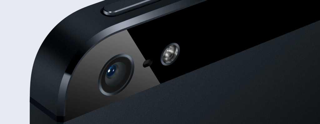 Основная камера айфон 5S